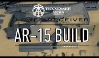 Tennessee Arms Lower Receiver Build