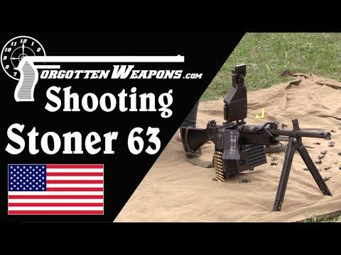Is the Stoner 63 Really So Good? Shooting the Mk23, Bren, and 63A