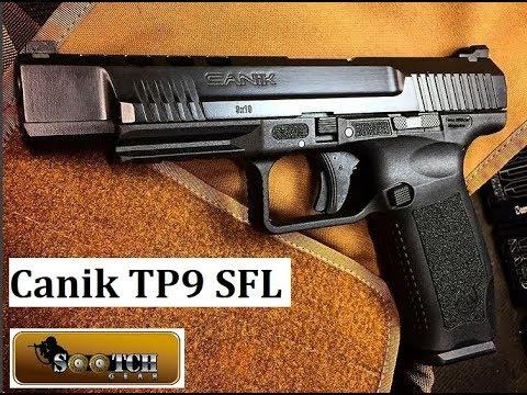 New Canik TP9 SFL Long Slide Review