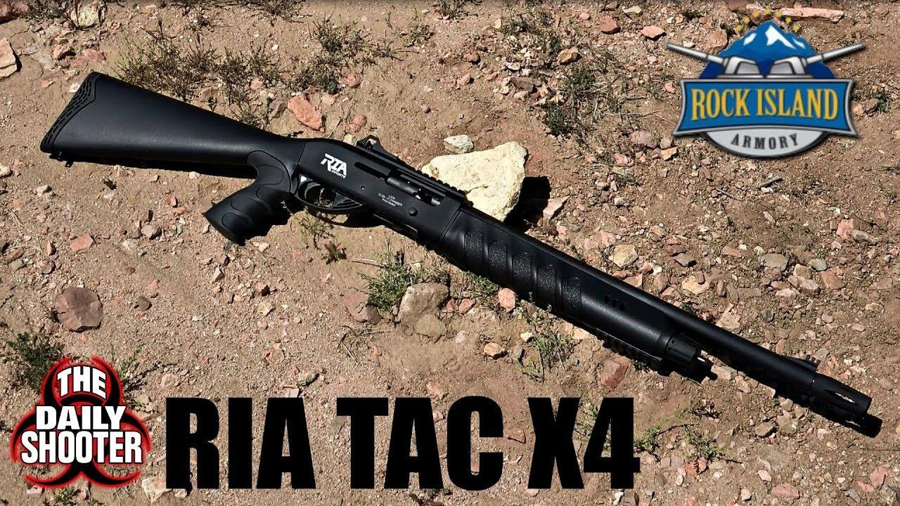 Best Budget Semi Auto Tactical Shotgun RIA LION X4