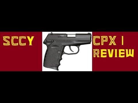 Sccy CPX-1 9mm review