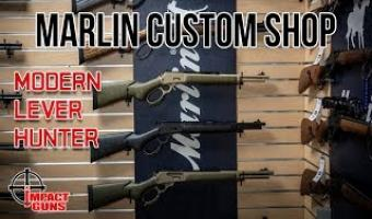 Marlin Custom Shop Modern Lever Hunter Rifles - Review