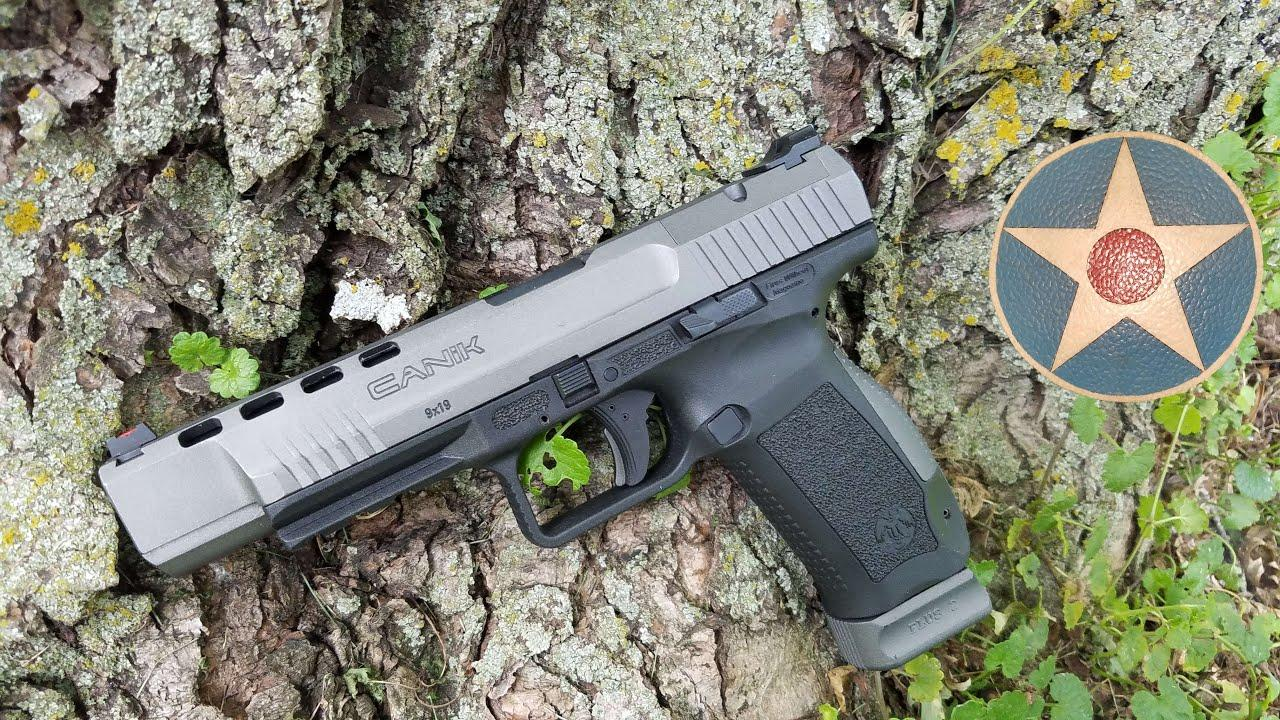 Canik TP9 SFX Overview & First Impression Review
