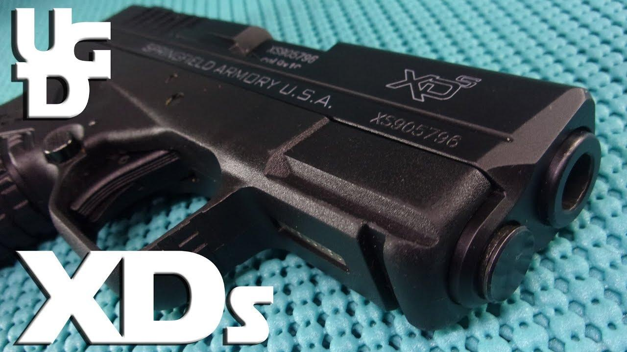 Springfield XDs 3 3 9mm 1st Look Review, can we forgive